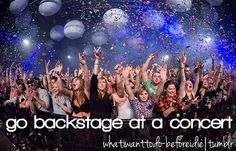 concerts, taylor swift, justin bieber, bucketlist, dierks bentley, pierce the veil, black veil brides, one direction concert, bucket lists