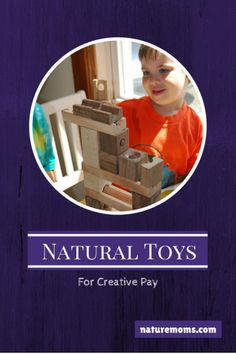 Natural Toys for Creative Play