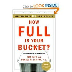 Life is Better Messy Anyway: Filling Up Buckets
