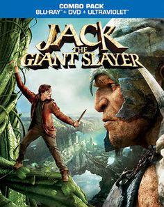 Jack The Giant Slayer Blu-Ray DVD