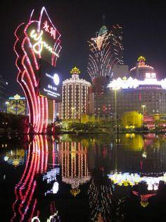 Macau Casino's, China
