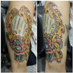 Tattoos I've done on P...