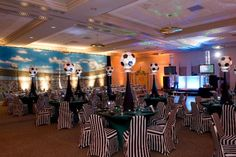 Great soccer decor