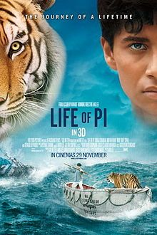 Life of Pi - A brilliant visual experience