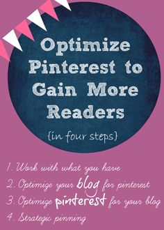 tips for using pinterest to gain more followers