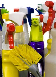 FREE e-Book: Frugal Living with Homemade Cleaning Products