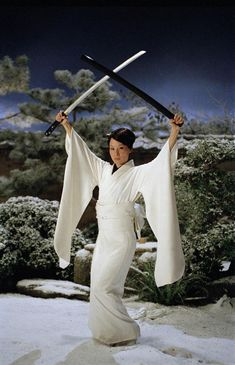 Lucy Lui in Kill Bill