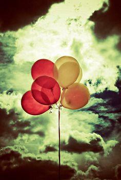 art, ballon, balloon, balloons, balloons sky, balonnen