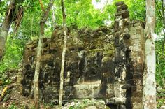 Two Ancient Maya Cities Unearthed In Mexican Jungle  The cities have been named Lagunita and Tamchen. They could date back as far as 300 B.C.