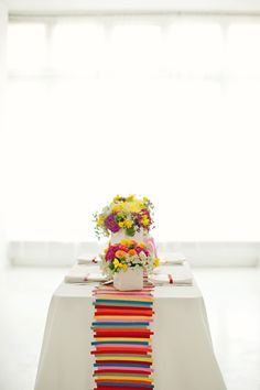 Grown up rainbow table.