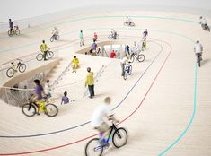 Bicycle Club by NL Architects
