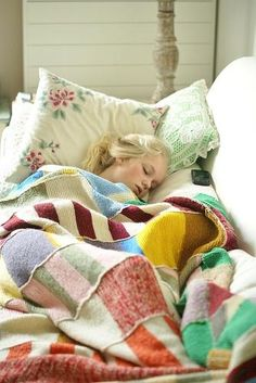 sweater quilt #diy -