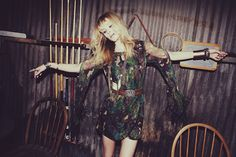 For Love & Lemons - FAll 2012 Collection: FREEDOM REIGNS via purse 'n boots