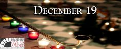 December 19 #adventword
