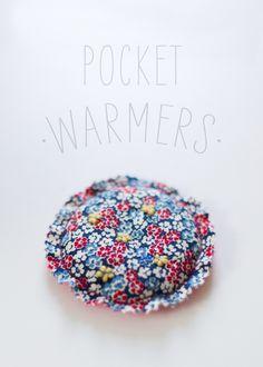 DIY Pocket Warmers