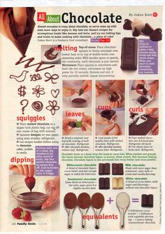 fun facts on chocolate