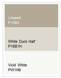 Dulux Linseed