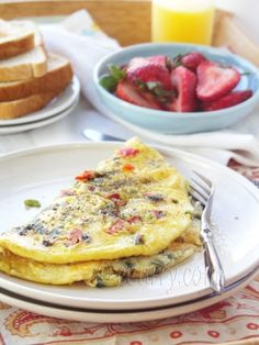Indian Omelet Recipe
