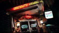 Vincent's Italian Cuisine in Uptown NOLA