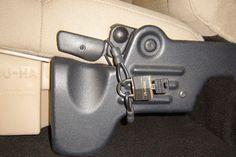 DU-HA Ford Back Seat