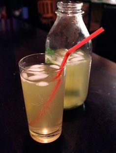 Arnold Palmer-ish Green Tea Recipe