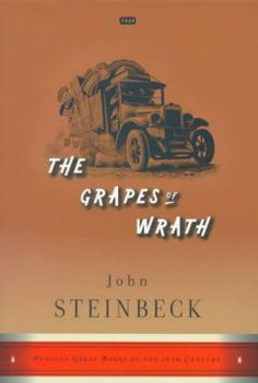 San Luis Obispo County Adult Winter Reading Program- California Reading List The grapes of wrath