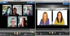 ooVoo es un cliente de mensajería y videoconferencia que llega donde Skype no puede llegar