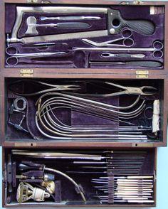 US Civil War Surgeon's Kit