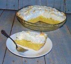 Nana's Old-Fashioned Coconut Cream Pie