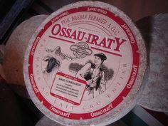 ossau-Iraty fromage basque