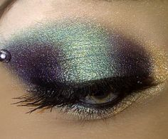 Love this!! Amazing color!  #eyes #formalapproach