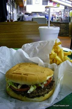 Feltner's Whattaburger in Russellville