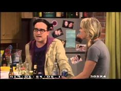 "The Big Bang Theory Bloopers. BAHAHAHAHA! ""BALLZ!"" BAHAHAA. ""I've been in this country ten years, man!"""