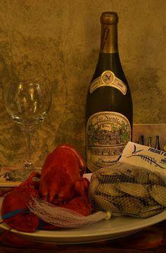 Chardonnay - Far Niente - the most delicious!
