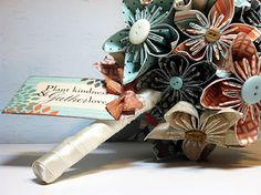Great tutorial to create #paper flowers