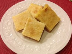 These lemon bars are gluten-free, sugar-free, candida friendly and quite yummy