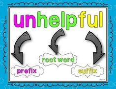 "FREE FUN FLIP BOOKS/ Anchor  {PREFIX AND SUFFIX EDITION}.....Follow for Free ""too-neat-not-to-keep"" teaching tools & other fun stuff :)"