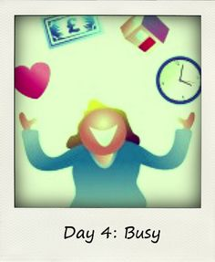 Library Girl Reads & Reviews: Busy Plans #BlogFlash2012 Day 4