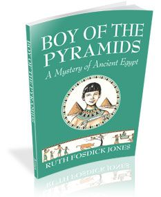 Boy of the Pyramids $12.95