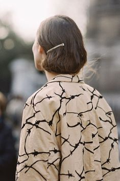 Paris Fashion Week AW 2014....Alana