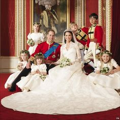 The Duke and Duchess of Cambridge!