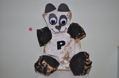 P~ Is for Panda