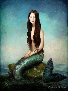 Deep Waters by ChristianSchloe