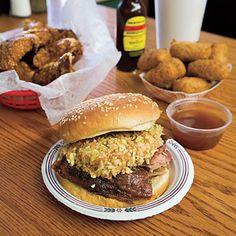 Lexington Barbecue No.1, Lexington, NC