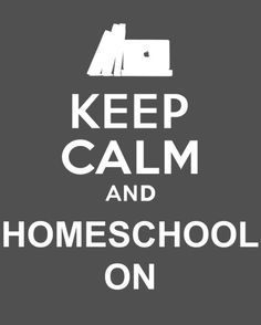 homeschool on