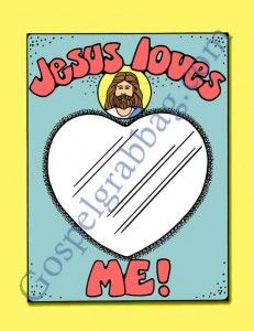 JESUS LOVES ME: Primary CTR-A, Lesson 19, Primary 2 manual, Primary 2 manual, Jesus Christ Loves Me, Primary Lesson Helps, family home eveni...