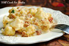 Cauliflower Cheese C
