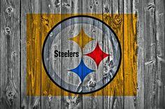 Pittsburgh Steelers Barn Door