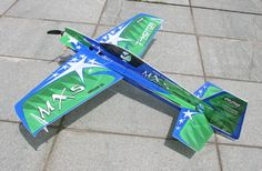 Tech One RC 4 Channel MXS Plane Depron ARF
