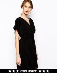 Closet Tie Waist Dress | ASOS